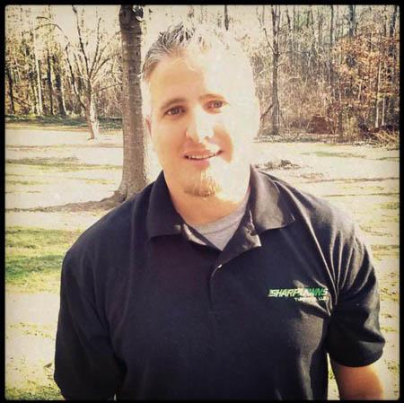 Brad - Sharplawns Turf Care, LLC Acworth - Kennesaw, GA Owner